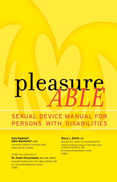 PleasureABLE: Sexual Device Manual for Persons with Disabilities