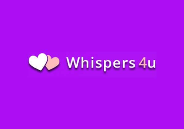 Whispers 4u logo